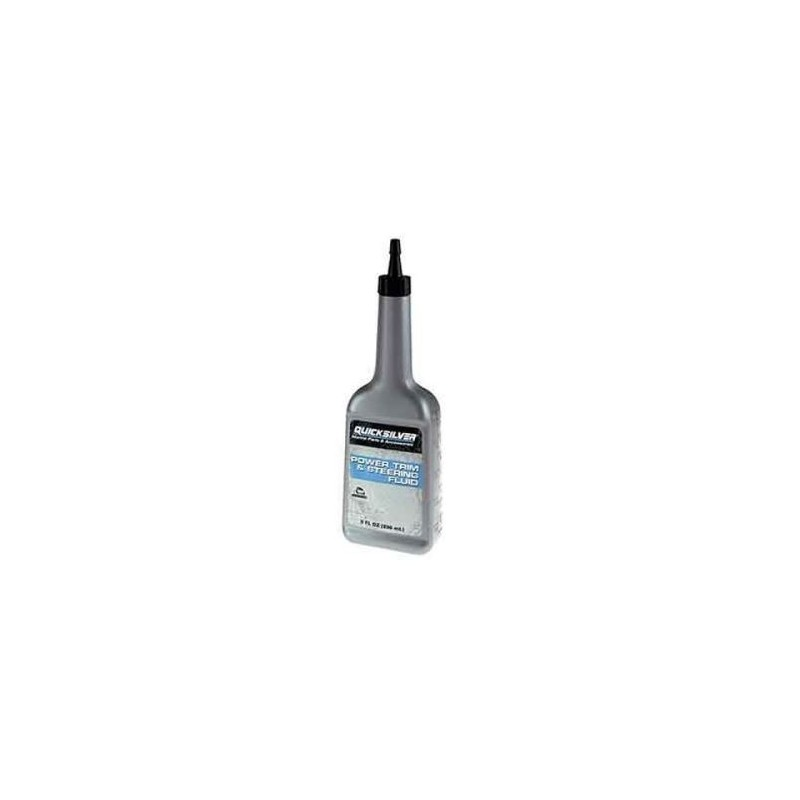 92-858074QB1 Power trim and steering fluid 237ml
