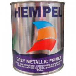 Hempel Grey Metallic Primer