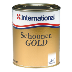International Schooner Gold...
