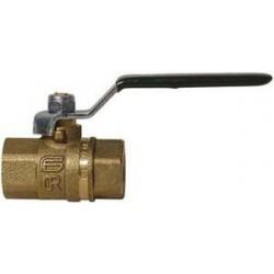 Aquafax  DZR BR ball valve...