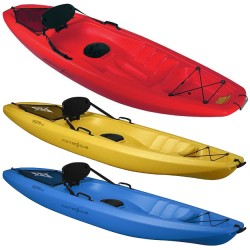 Pluto 8.8 Yellow Kayak