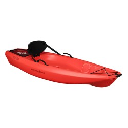 Plutini Red. Kids Kayak