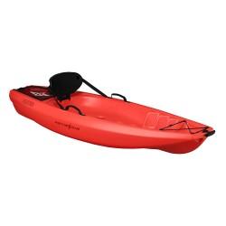 Plutini Red Kids Kayak.