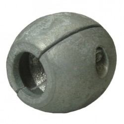 MG Duff zinc shaft anode...