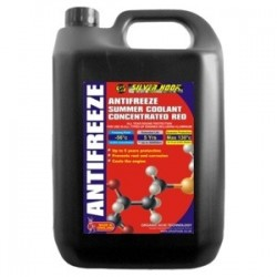 Anti-freeze and Summer Coolant