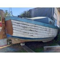 Project Boat - Clinker type