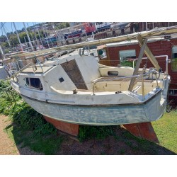 """Project Boat - """"Safron Lady"""""""