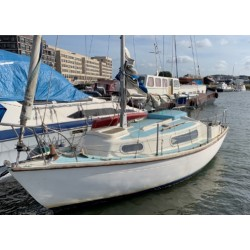 21ft Sailing vessel - Ideal...