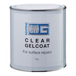 Blue Gee Clear gelcoat 1kg