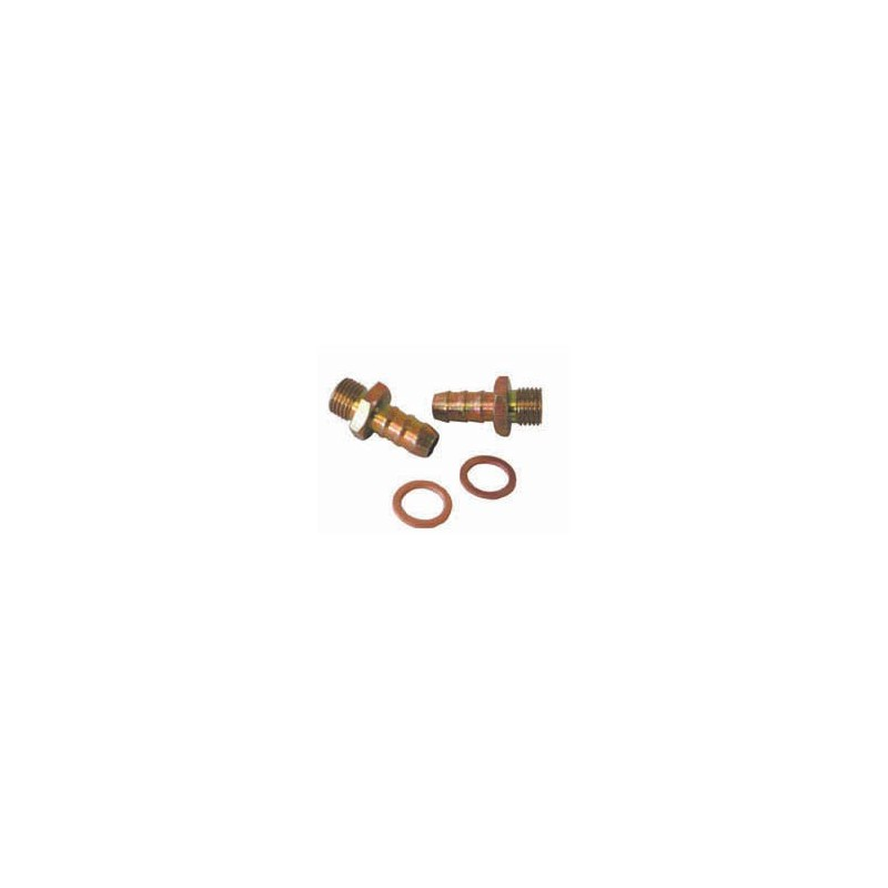 2-76943 Straight Connector Kit - 8mm Hose