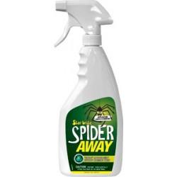 Spider away