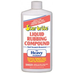Starbrite Liquid Rubbing Compound Heavy