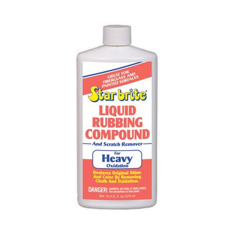 Starbrite Liquid Rubbing Compound Heavy
