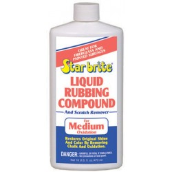 Starbrite Liquid Rubbing Compound Medium