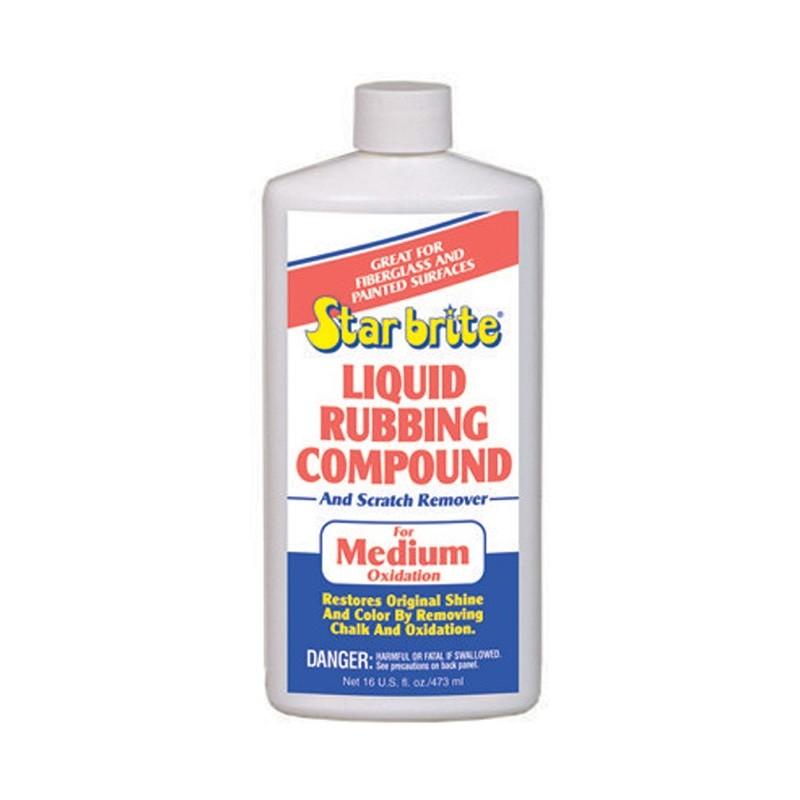 Starbrite Liquid Rubbing Compound Medium