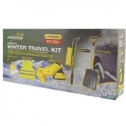 5 piece Winter travel kit