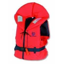 Europe 70 - 90 KG Foam Filled LIfejacket with Zip