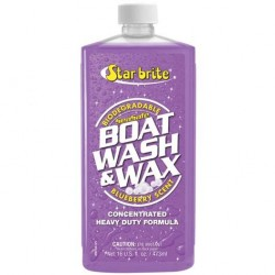 Starbrite  Boat wash & Wax