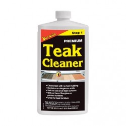 Starbrite Teak cleaner (step1)