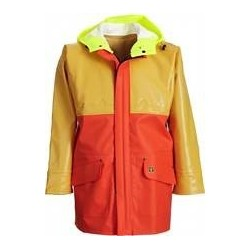 Guy Cotton- Veste isopro - Jaune / orange - XL
