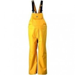 Guy Cotton - Cot.Bret.NP Jaune Bib & Brace trousers- L