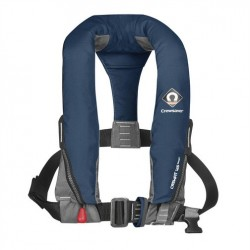 Crewsaver - 165M Auto/ Harness Adult lifejacket.(Blue)