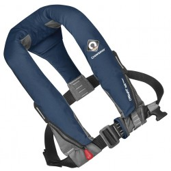 Crewsaver - 165M Auto/ Harness Adult lifejacket.(Navy Blue)