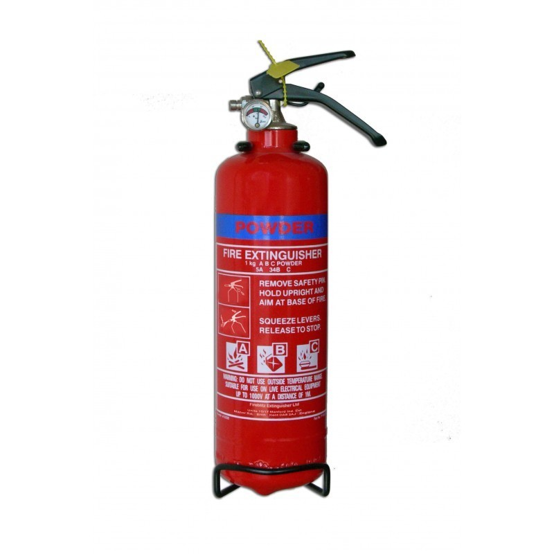 Fireblitz- ABC -1kg- dry powder fire extinguisher