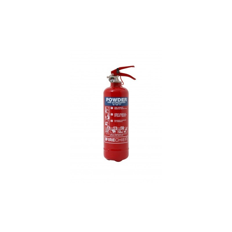 Firechief - 1Kg- Dry powder fire extinguisher