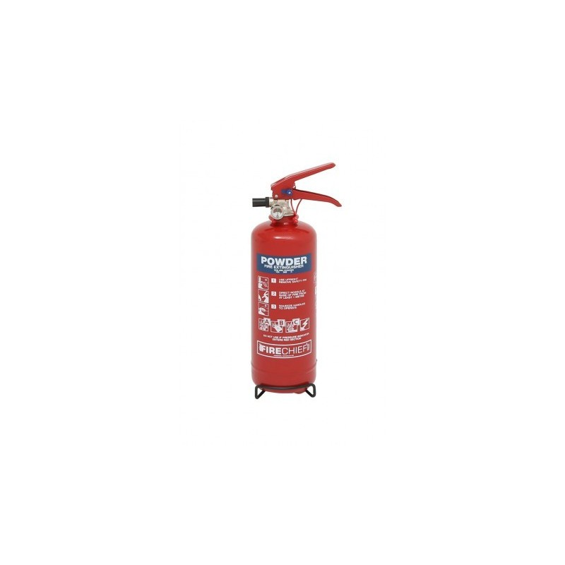 Firechief - 2Kg- Dry powder fire extinguisher