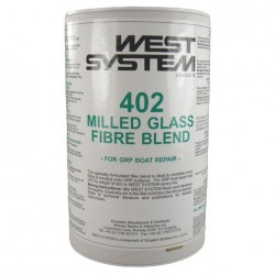 West System - 402- milled glas fibre blend