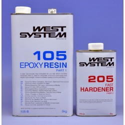 West System - 105 - Epoxy resin