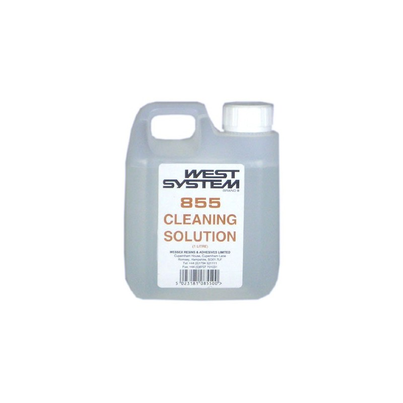 West System - 855 - Cleaning Solution