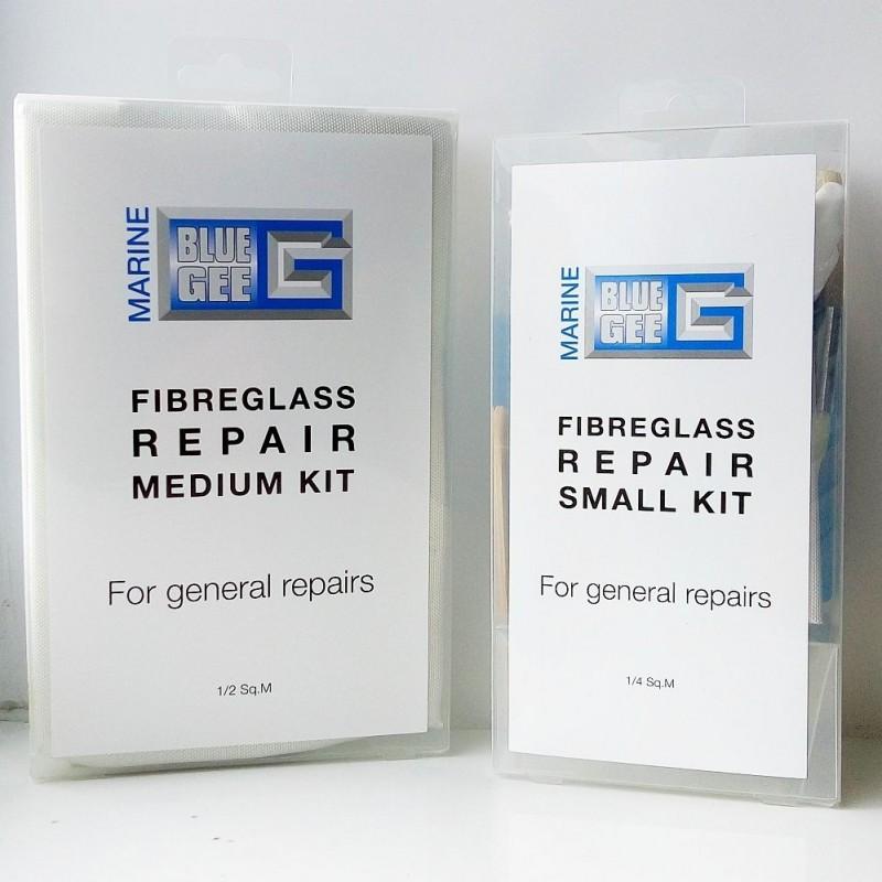 Blue Gee - Fibreglass repair kit - Medium
