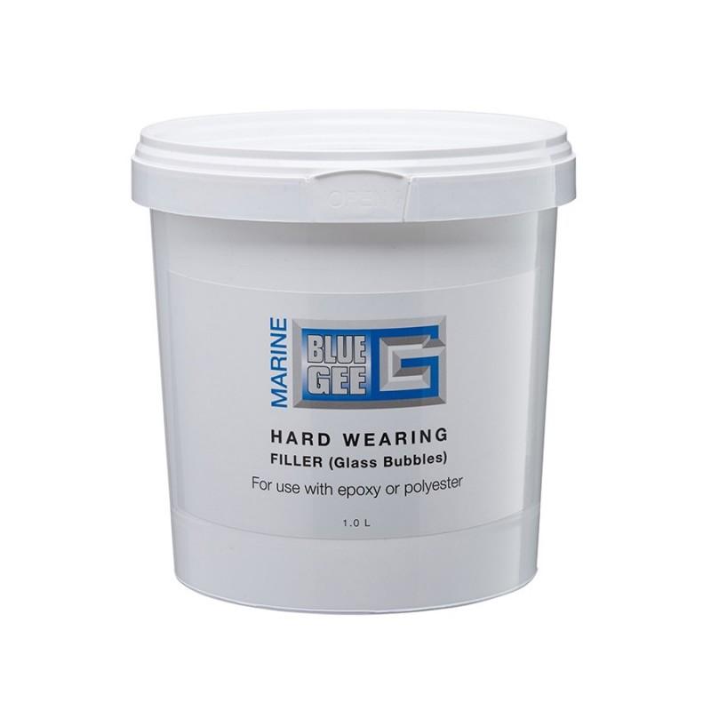 Blue Gee - Hard Wearing Filler ( glass bubbles) 1 litre