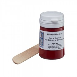 Blue Gee - colourmatch pigment- Crimson