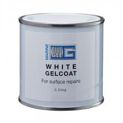 Blue gee - White gelcoat 0.25kg