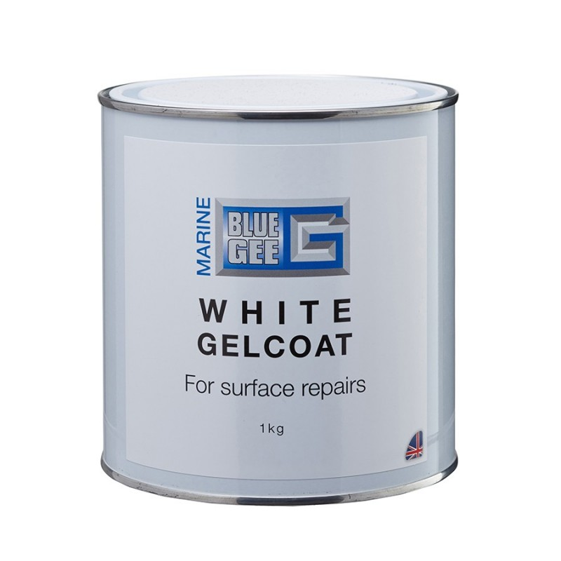 Blue Gee- White Gelcoat 1kg