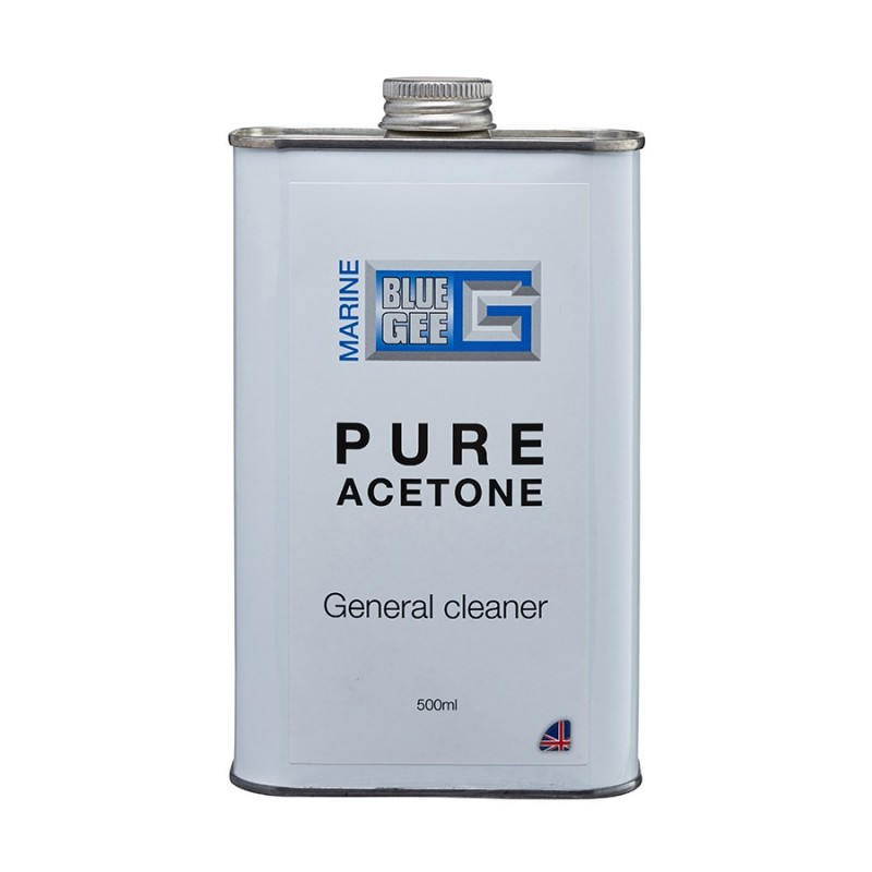 Blue Gee - Pure Acetone 500ml