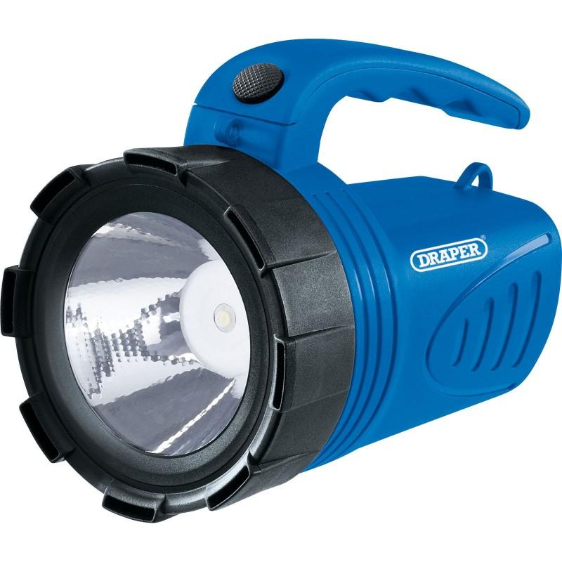 Draper Rechargeable Spotlight