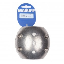 MG Duff zinc shaft anode 1 inch shaft
