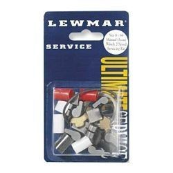 Lewmar winch spares
