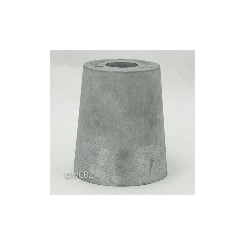 Technoseal prop hex anode 35mm 0402E