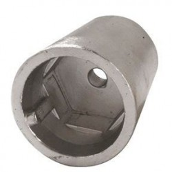 Technoseal prop hex anode 22-25mm 0400E