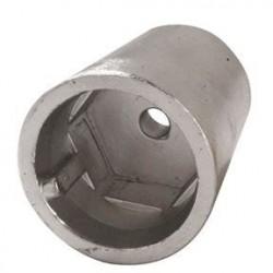 Technoseal prop hex anode 22-25mm 0400E