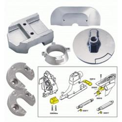 Technoseal mercury alpha one anode kit