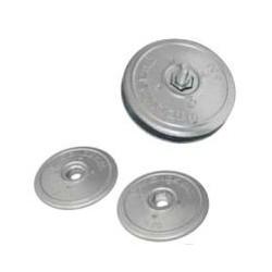 Technoseal 130mm disc anode 00104e