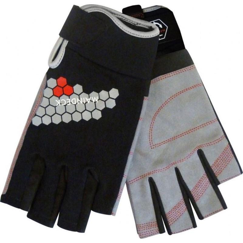 maindeck short finger sailing gloves