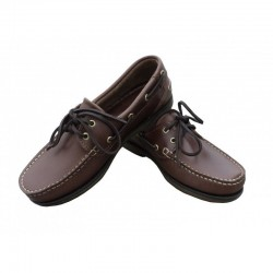 Maindeck Voyager deck shoes ( chestnut) size 11