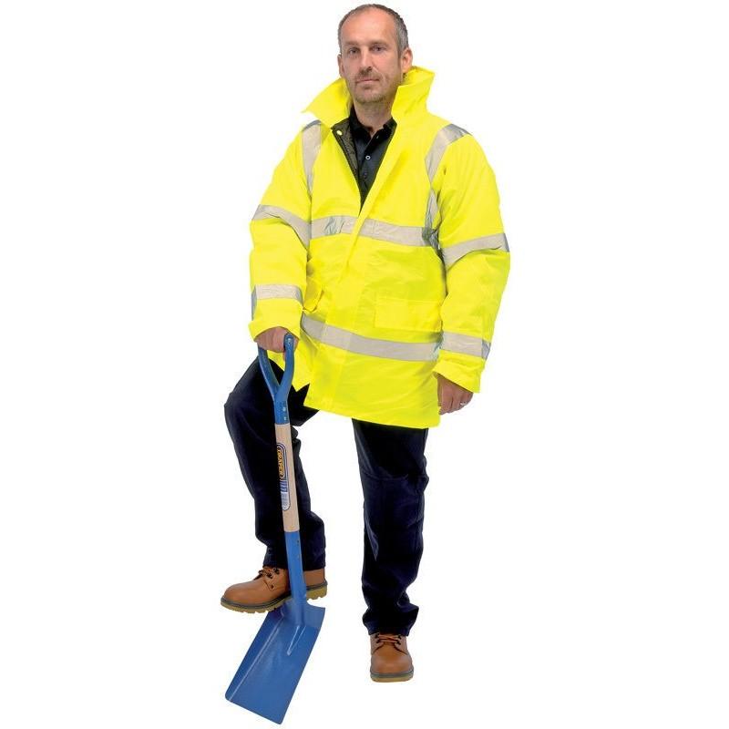 Draper high visibility traffic jacket